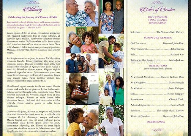 funeral booklets clearprintsdigital